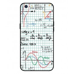 Durable Mathematics Cover For Oppo A71 2018