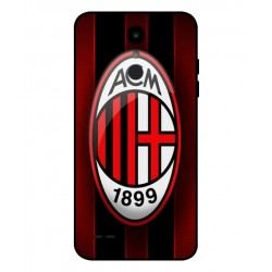 Durable AC Milan Cover For LG Aristo 2