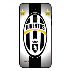 Durable Juventus Cover For LG Aristo 2