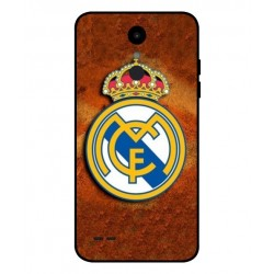 Durable Real Madrid Cover For LG Aristo 2