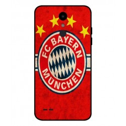 Durable Bayern De Munich Cover For LG Aristo 2