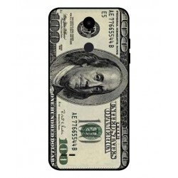 Durable 100 Dollar Note Cover For LG Aristo 2