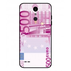 Durable 500 Euro Note Cover For LG Aristo 2