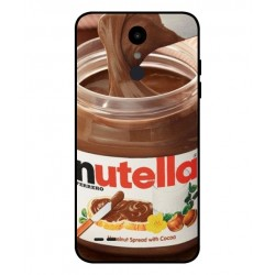 Durable Nutella Cover For LG Aristo 2