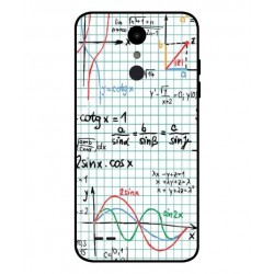 Durable Mathematics Cover For LG Aristo 2