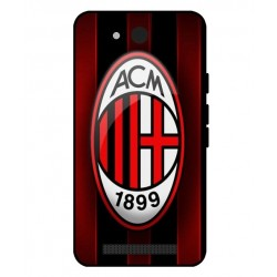 Durable AC Milan Cover For Archos Access 40 3G