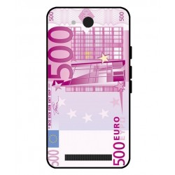 Durable 500 Euro Note Cover For Archos Access 40 3G