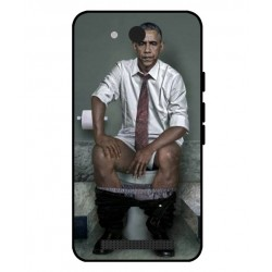 Durable Obama On The Toilet Cover For Archos Access 40 3G