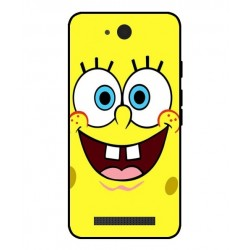 Durable SpongeBob Cover For Archos Access 45 4G