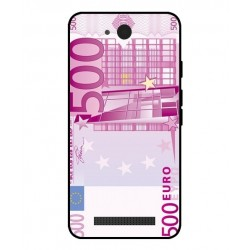 Durable 500 Euro Note Cover For Archos Access 45 4G