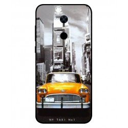 Durable New York Cover For Xiaomi Redmi Note 5