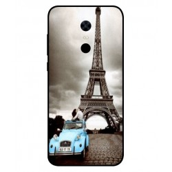 Coque De Protection Paris Pour Xiaomi Redmi Note 5