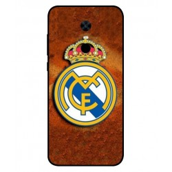 Durable Real Madrid Cover For Xiaomi Redmi Note 5