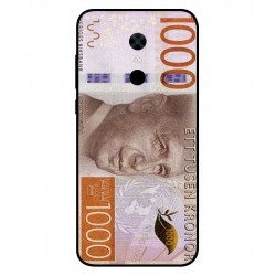 Durable 1000Kr Sweden Note Cover For Xiaomi Redmi Note 5