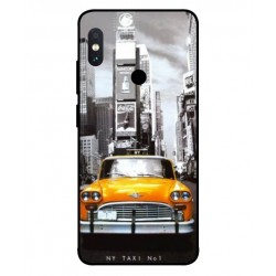 Coque De Protection New York Pour Xiaomi Redmi Note 5 Pro
