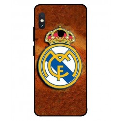 Durable Real Madrid Cover For Xiaomi Redmi Note 5 Pro