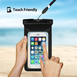 Waterproof Case For ZTE Tempo Go