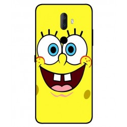 Durable SpongeBob Cover For Alcatel 3v