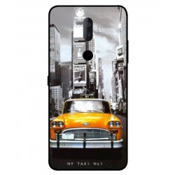 Durable New York Cover For Alcatel 3v
