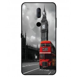 Coque De Protection Londres Pour Alcatel 3v