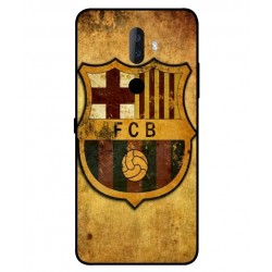 Durable FC Barcelona Cover For Alcatel 3v