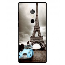 Coque De Protection Paris Pour Alcatel 5