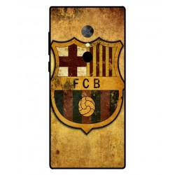 Coque De Protection FC Barcelone Pour Alcatel 5