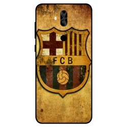 Durable FC Barcelona Cover For Asus Zenfone 5 Lite ZC600KL