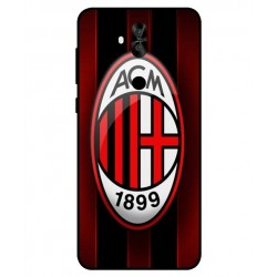 Durable AC Milan Cover For Asus Zenfone 5 Lite ZC600KL