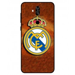 Durable Real Madrid Cover For Asus Zenfone 5 Lite ZC600KL