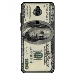 Durable 100 Dollar Note Cover For Asus Zenfone 5 Lite ZC600KL