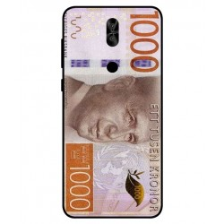 Durable 1000Kr Sweden Note Cover For Asus Zenfone 5 Lite ZC600KL