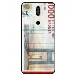 1000 Danish Kroner Note Cover For Asus Zenfone 5 Lite ZC600KL