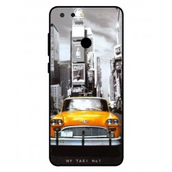 Durable New York Cover For ZTE Blade V9