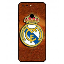 Durable Real Madrid Cover For ZTE Blade V9