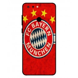 Durable Bayern De Munich Cover For ZTE Blade V9