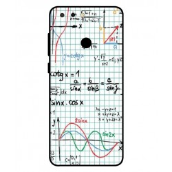 Durable Mathematics Cover For ZTE Blade V9
