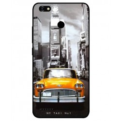 Durable New York Cover For ZTE Blade A3
