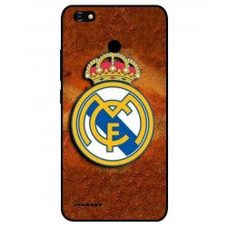 Durable Real Madrid Cover For ZTE Blade A3