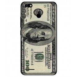 Durable 100 Dollar Note Cover For ZTE Blade A3
