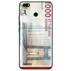 1000 Danish Kroner Note Cover For ZTE Blade A3