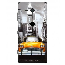 Coque De Protection New York Pour Sony Xperia XZ2 Compact