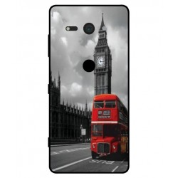 Durable London Cover For Sony Xperia XZ2 Compact