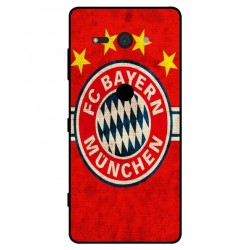 Durable Bayern De Munich Cover For Sony Xperia XZ2 Compact