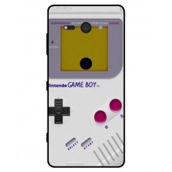 GameBoy Cover Til Sony Xperia XZ2 Compact