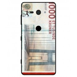 1000 Danish Kroner Note Cover For Sony Xperia XZ2 Compact