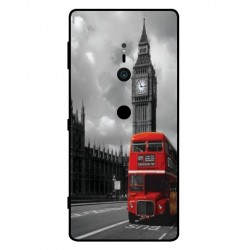 Durable London Cover For Sony Xperia XZ2