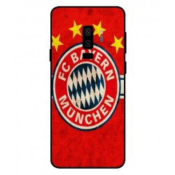 Durable Bayern De Munich Cover For Samsung Galaxy S9