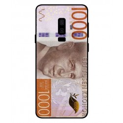 Durable 1000Kr Sweden Note Cover For Samsung Galaxy S9