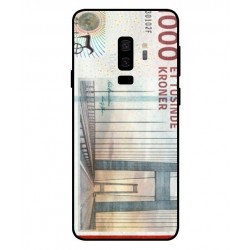 1000 Danish Kroner Note Cover For Samsung Galaxy S9